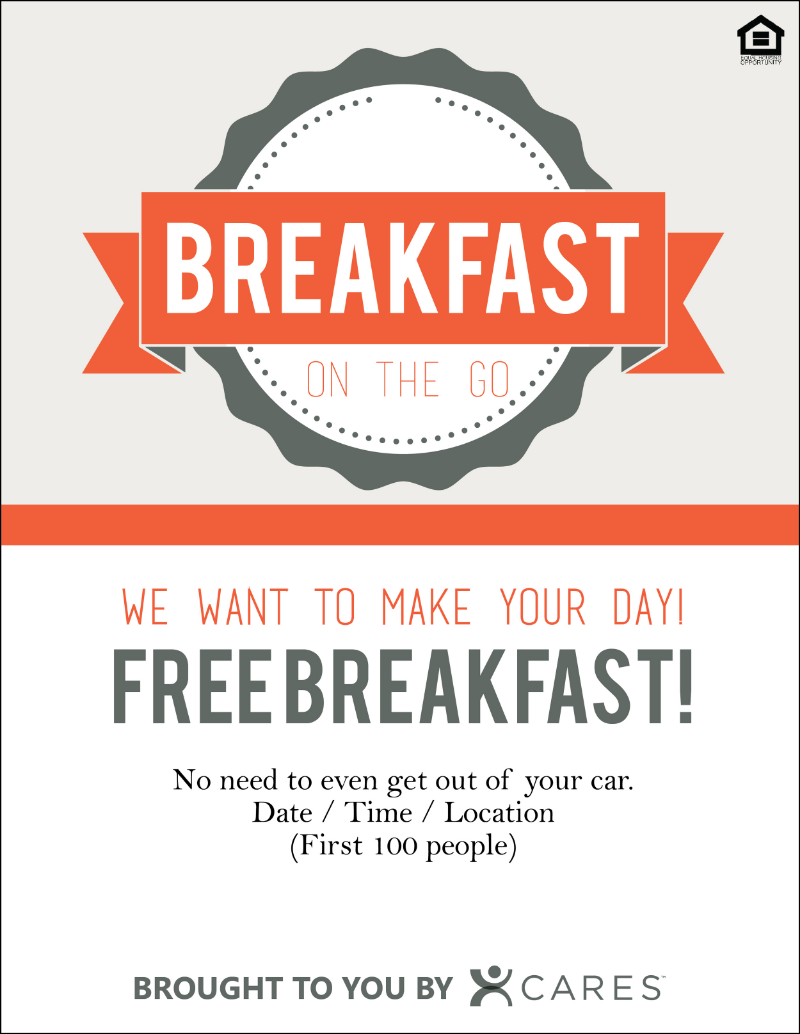 cares team spotlight breakfast on the go apartment life idea blog