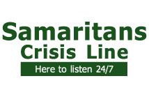 Samaritans Crisis Line