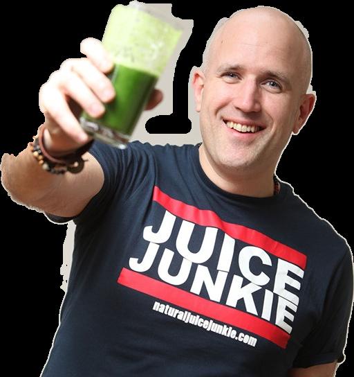 Neil 'Juice Junkie' Martin