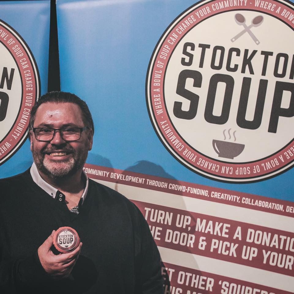 Photo courtesy of Stockton Soup