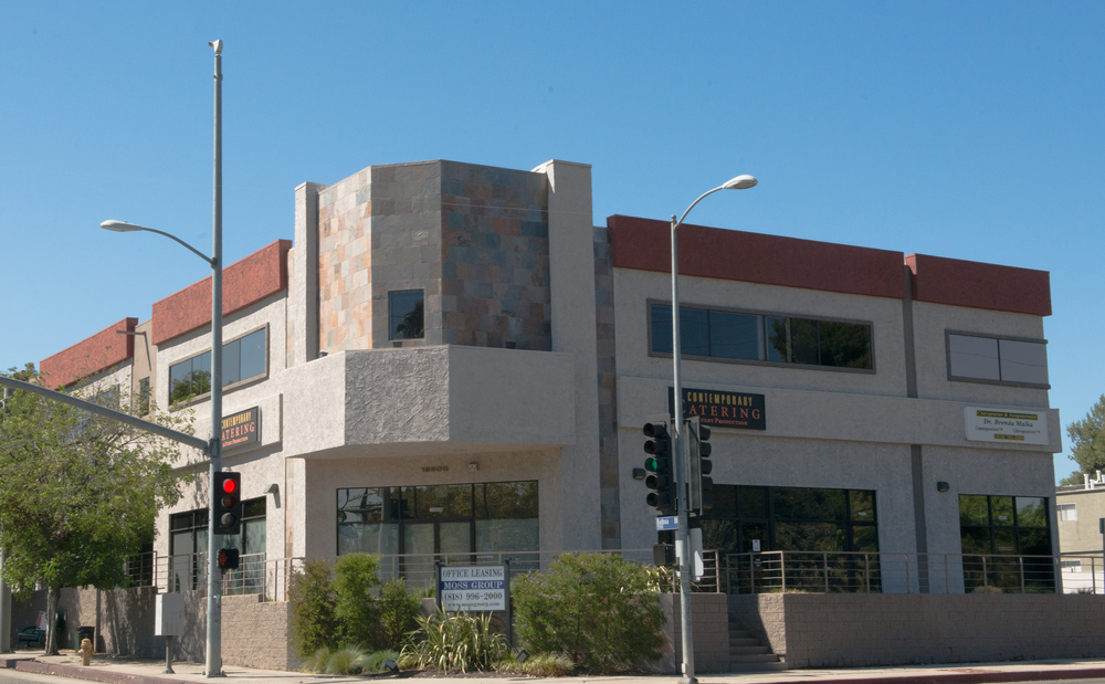 Encino Office Center: Encino, CA  Office Building, Original Developer