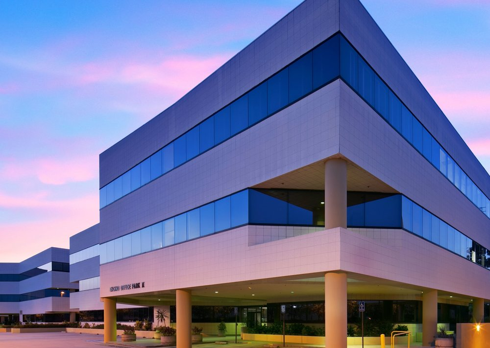 Encino Office Park: Encino, CA  Office Building. Original Developer
