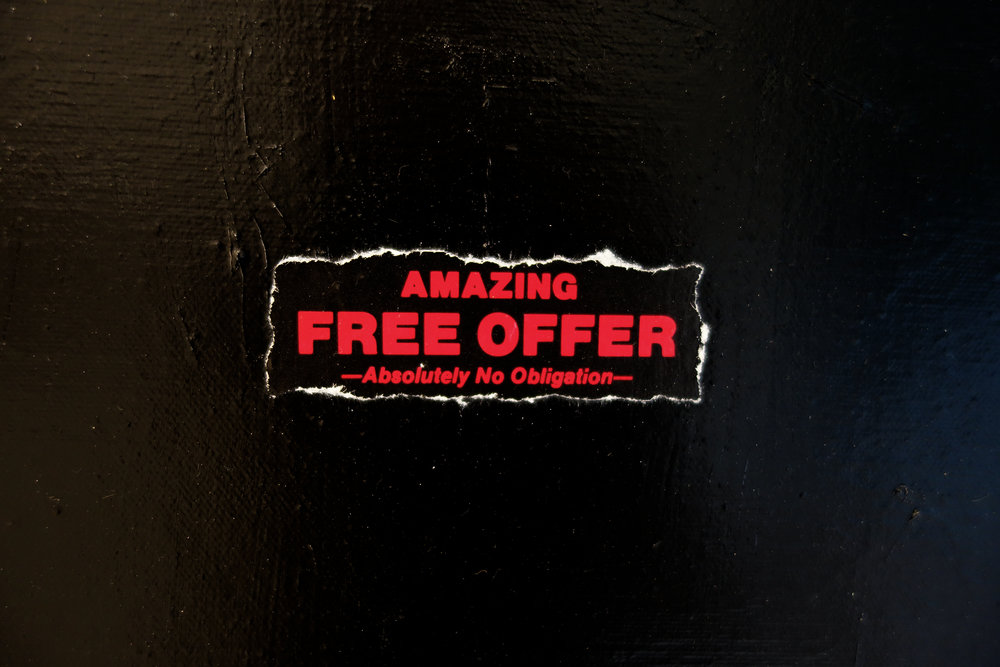 Amazing Free Offer (detail).jpg