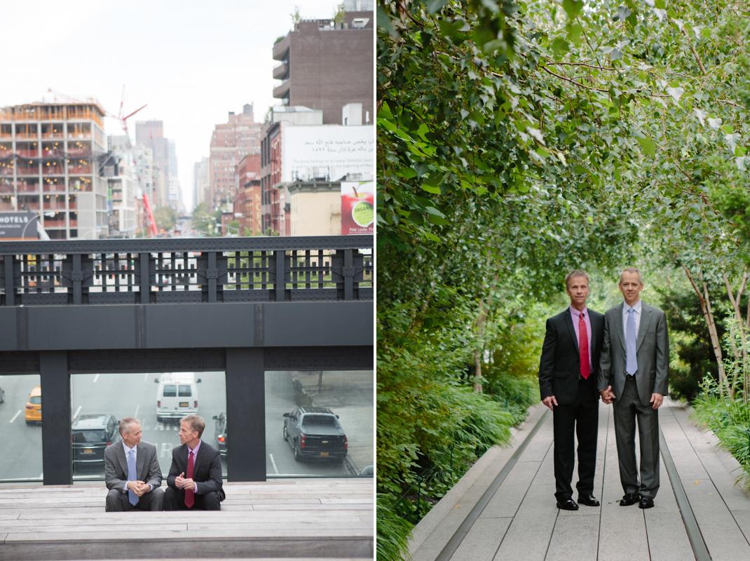 same-sex elopement photographer NYC 6