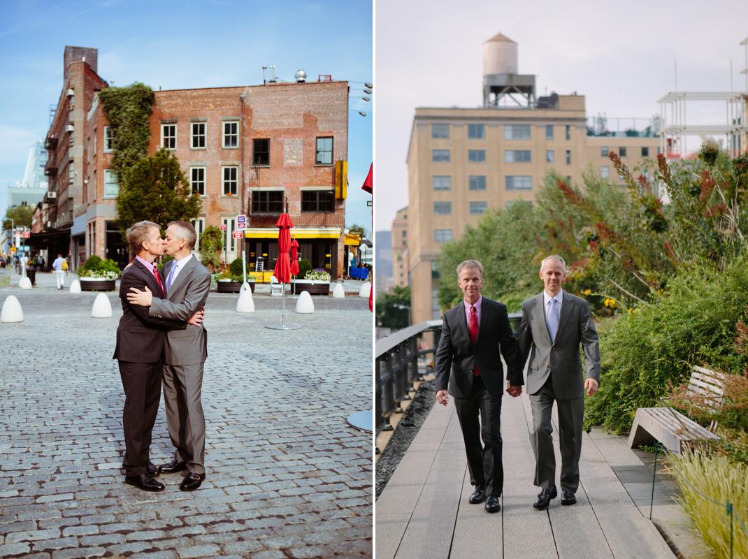 same-sex elopement photographer NYC 9