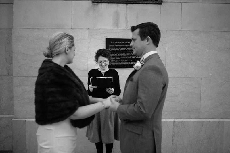 can you get married in Grand Central?