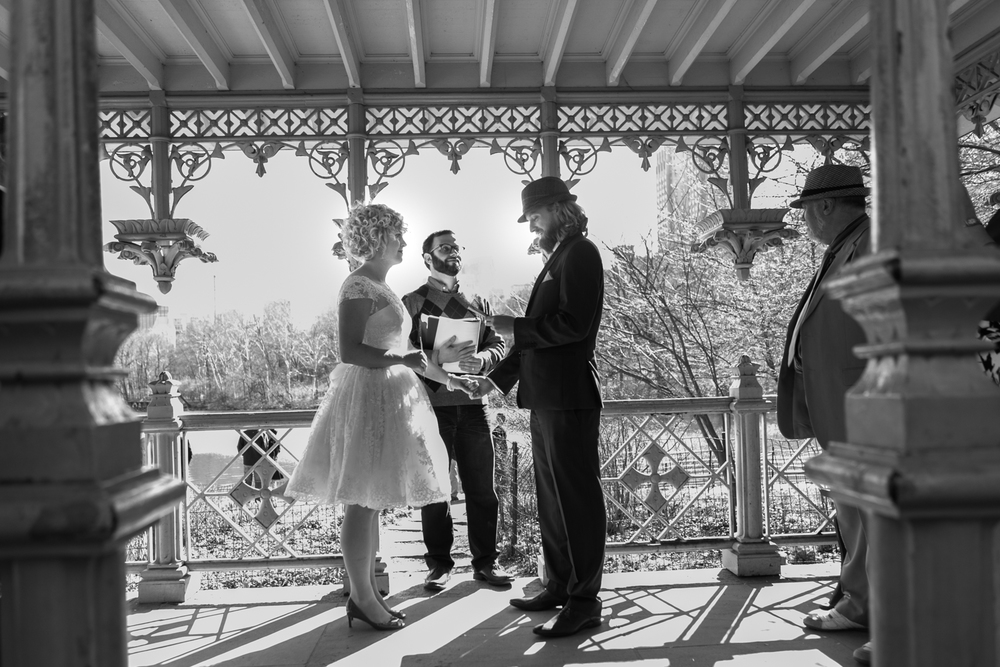 ladies pavilion wedding