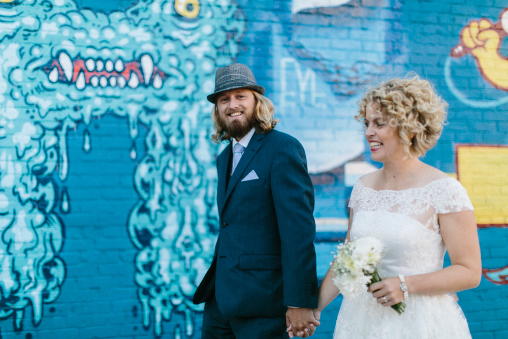 east village elopement