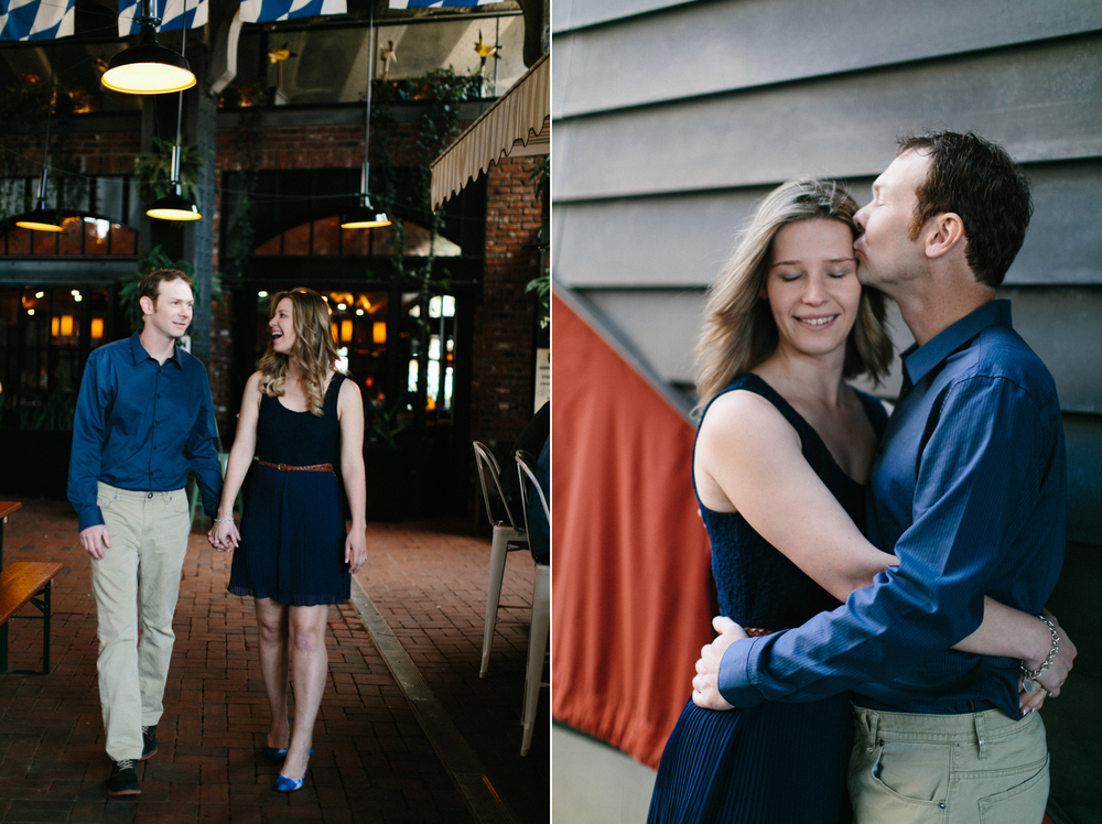 beer garden engagement nyc