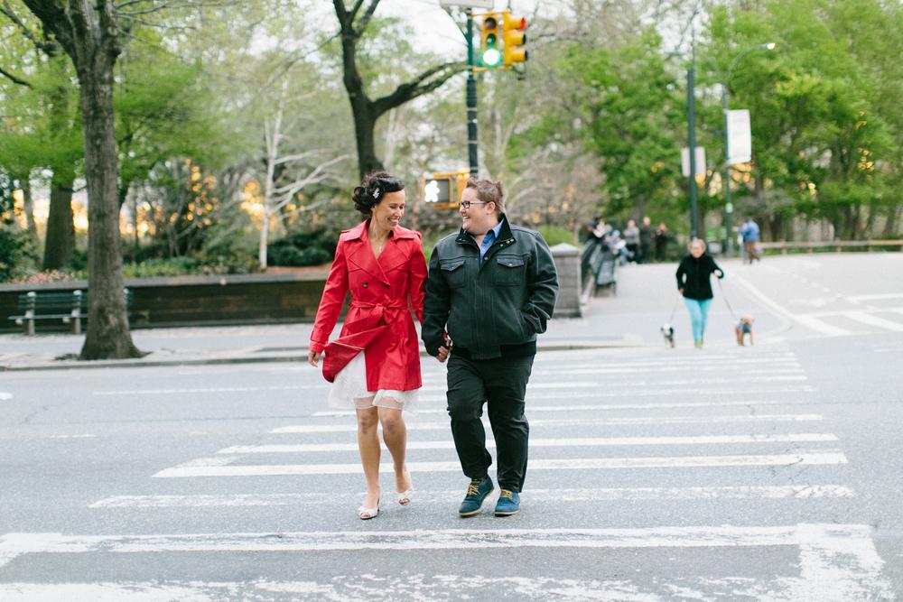New York Lesbian Wedding