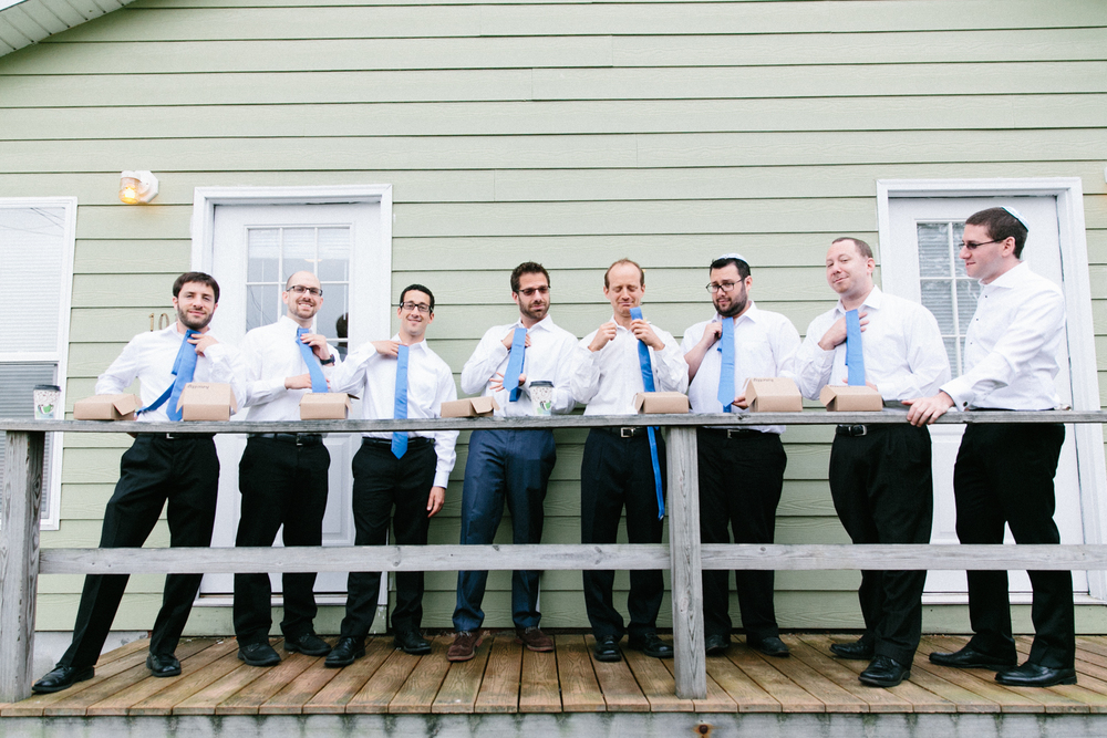 groomsmen neckties
