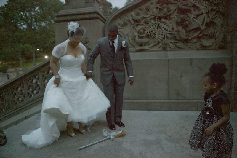 new york city central park wedding