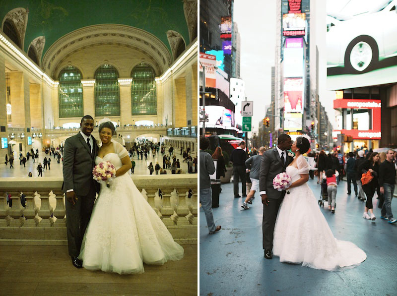 Christian + Gregory, small wedding | New York City Intimate ...
