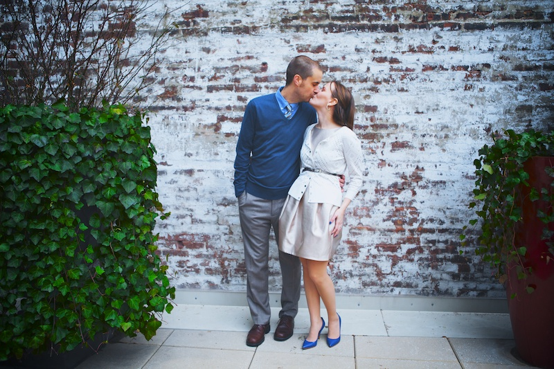 elopement photos in new york city