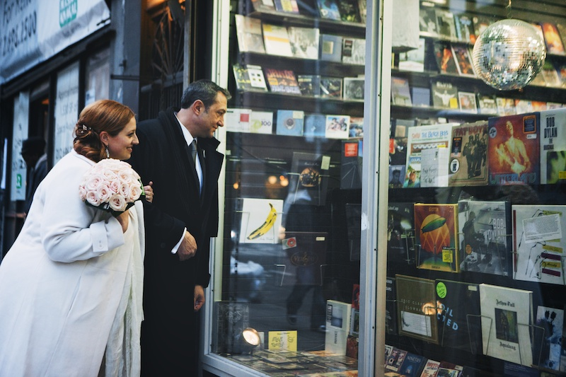 new york city elopement photos