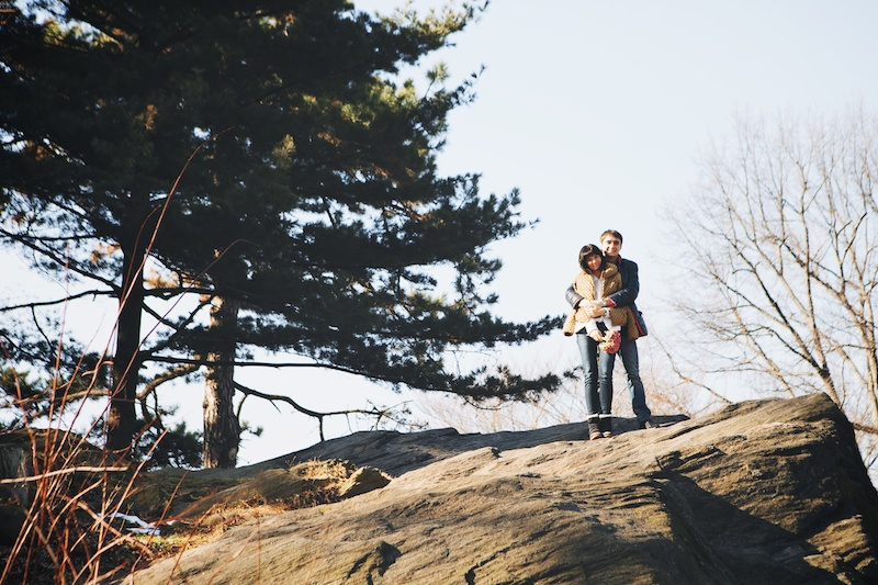 central park elopement photos nyc