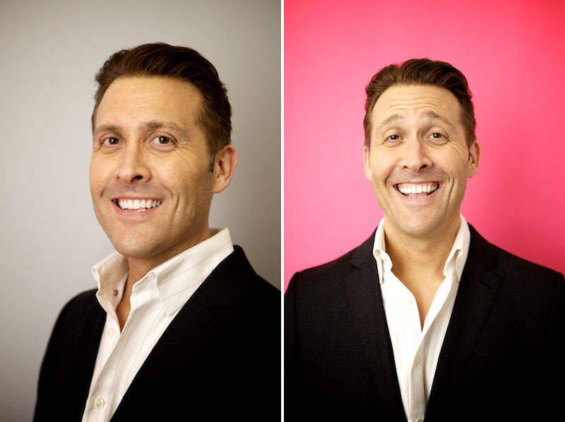 creative corporate headshots nyc