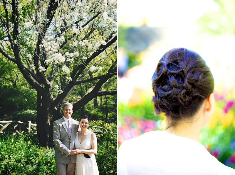 shakespere garden central park wedding