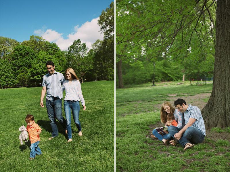 brooklyn family portraits