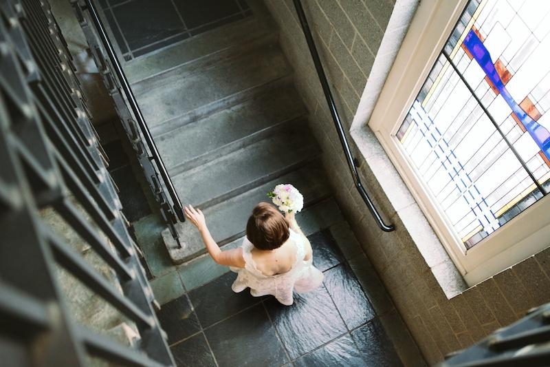 intimate wedding NYC photos