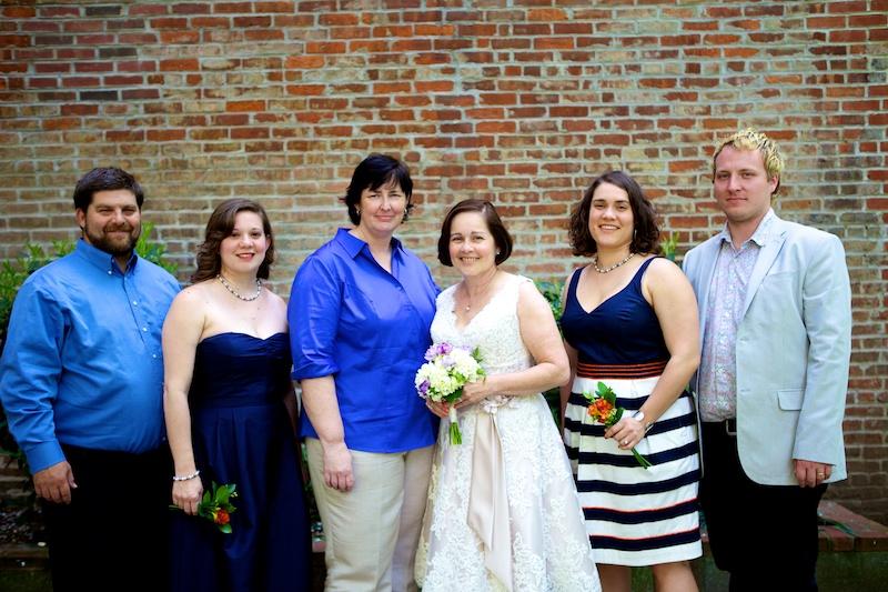 gay wedding photography nyc