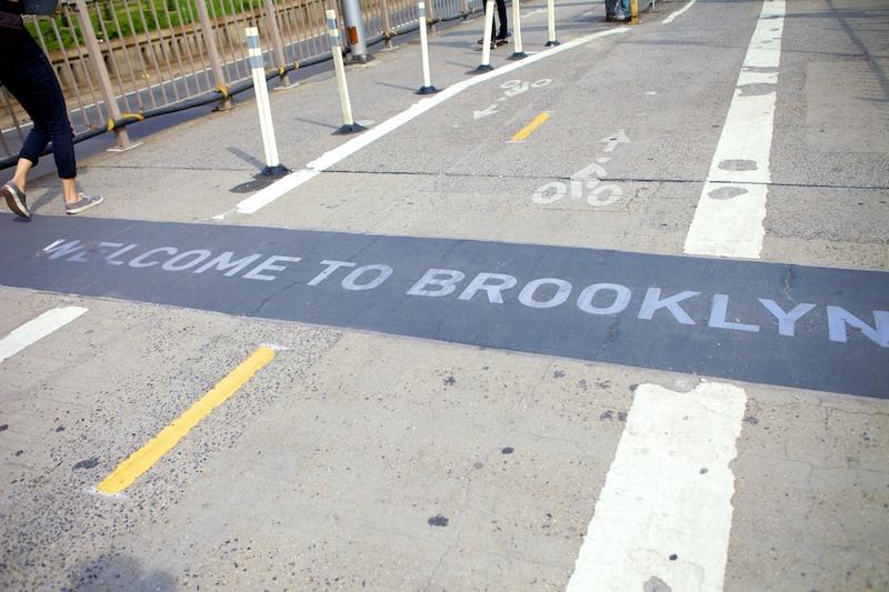 brooklyn bridge elope photos