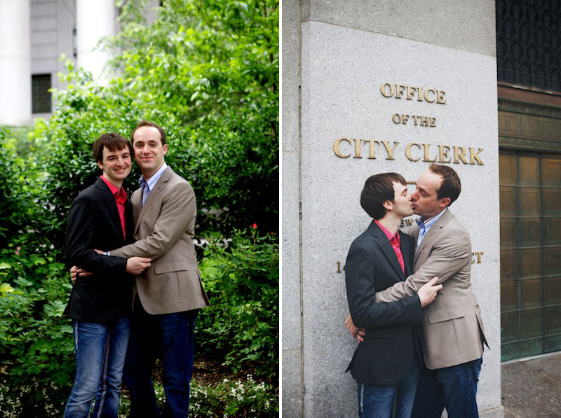 new york city elope photos