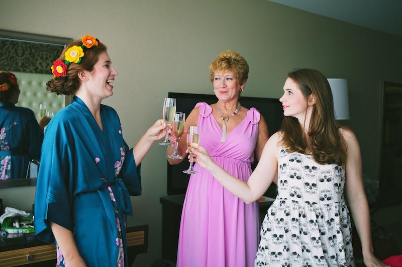 nyc intimate wedding photos