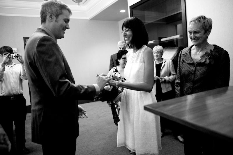 manhattan marriage bureau photographer