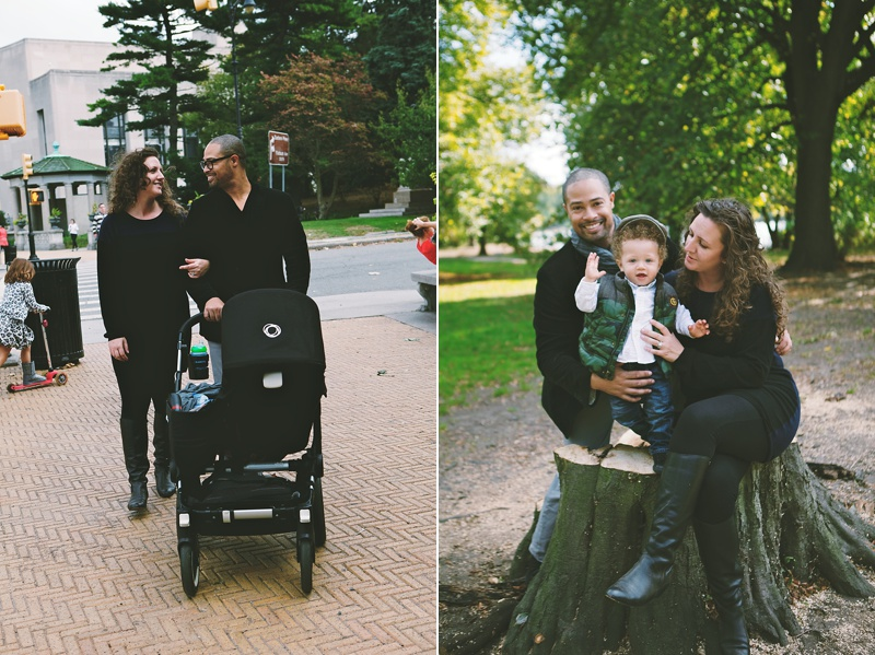 prospect park family photos