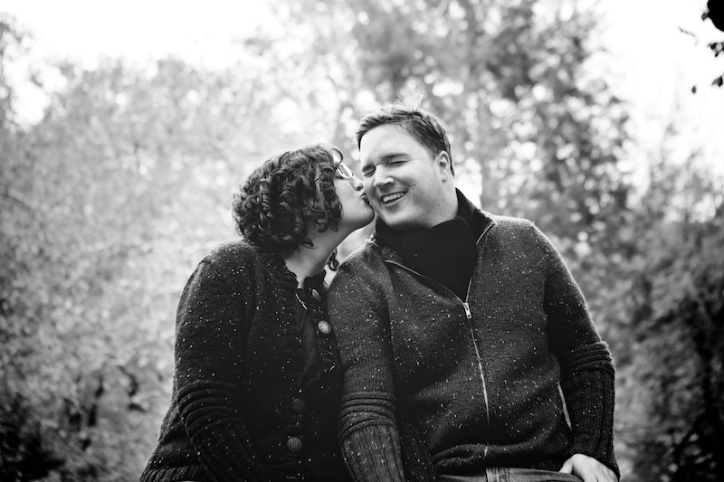 central park engagment session