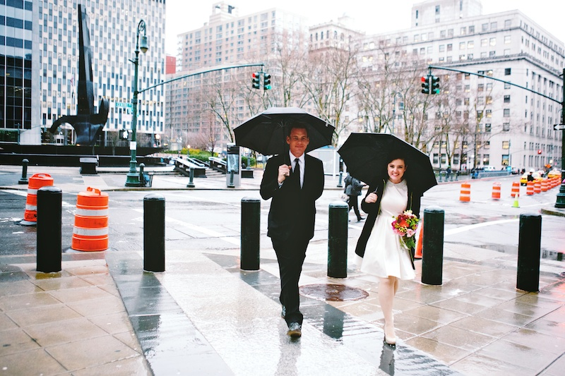 eloping in new york city