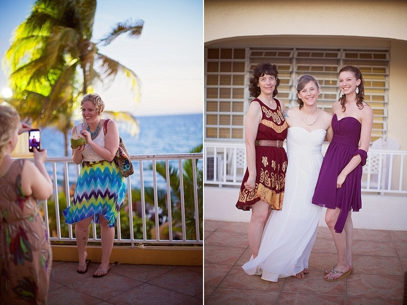 destination intimate wedding photos
