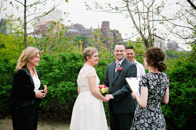 elope in new york city
