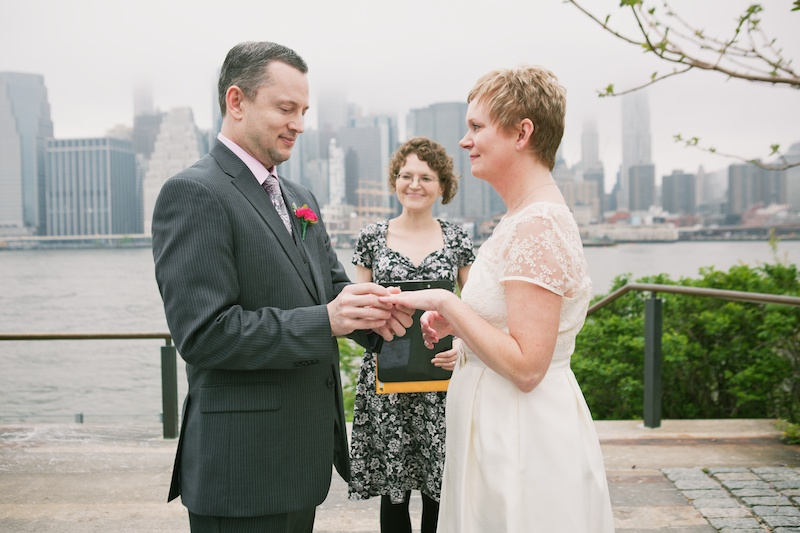 elopement nyc
