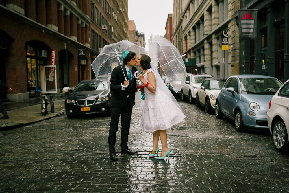 housing works bookstore wedding soho