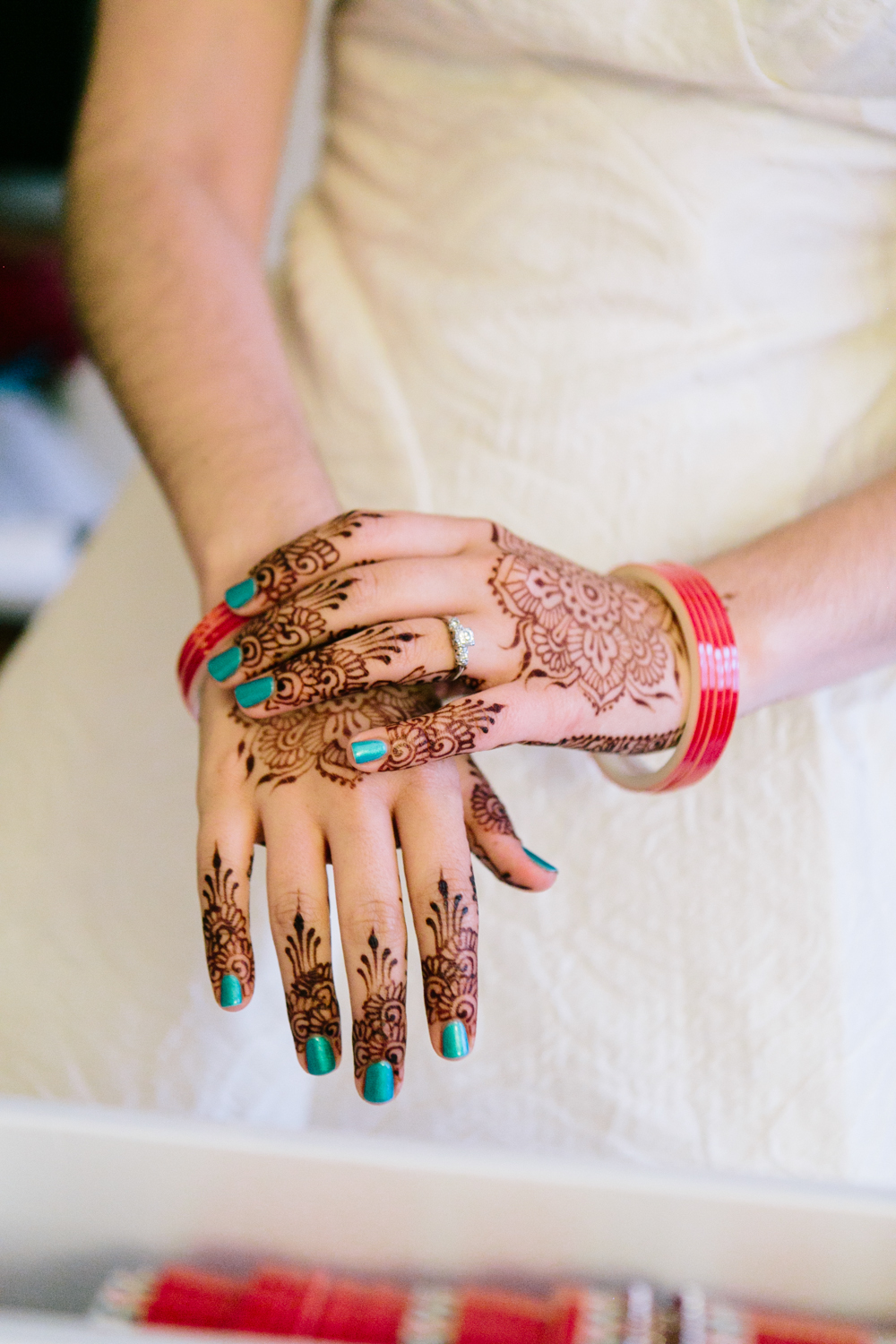 indian mendhi nyc wedding