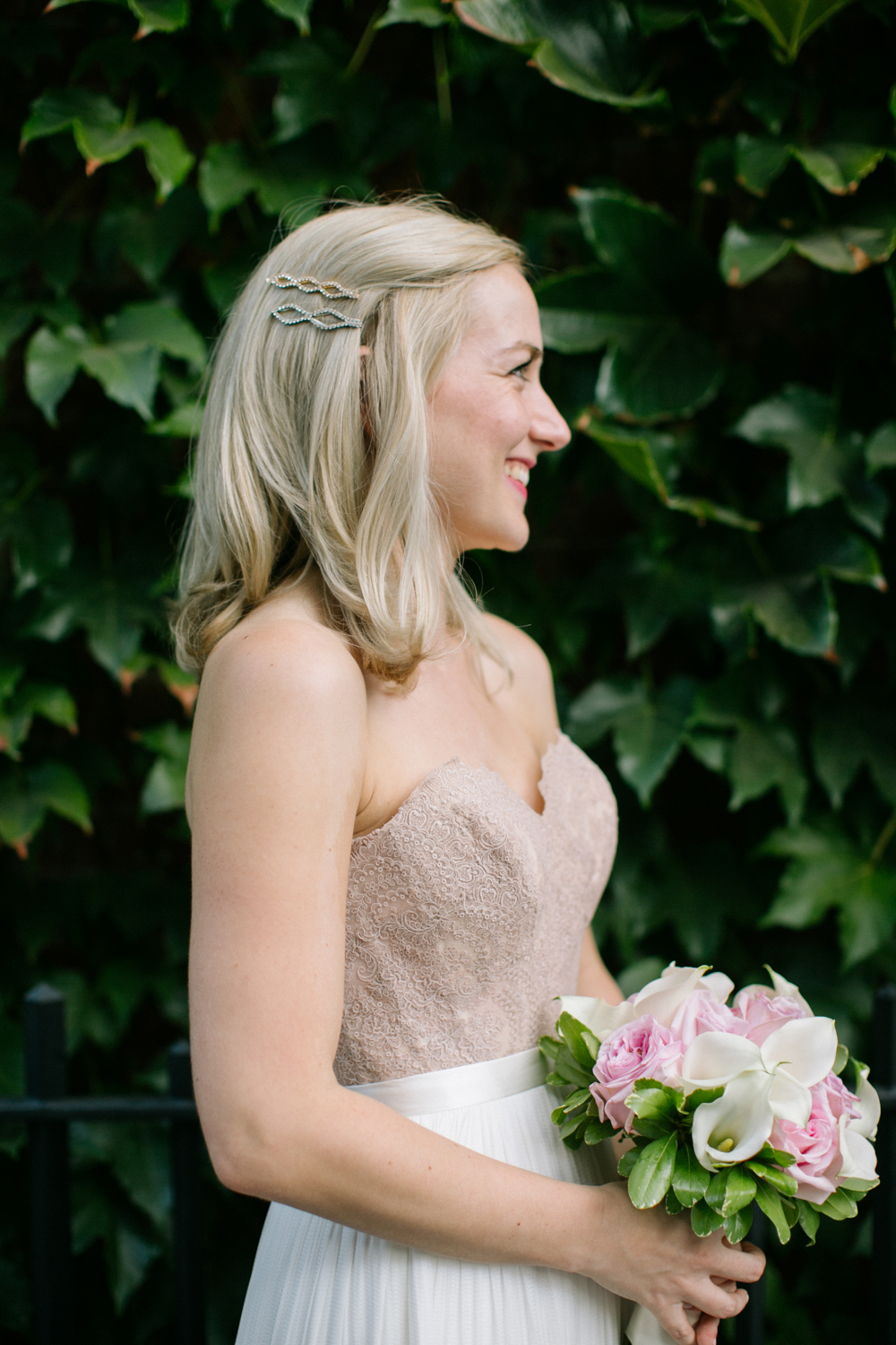 West Village Intimate Wedding from Amber Marlow