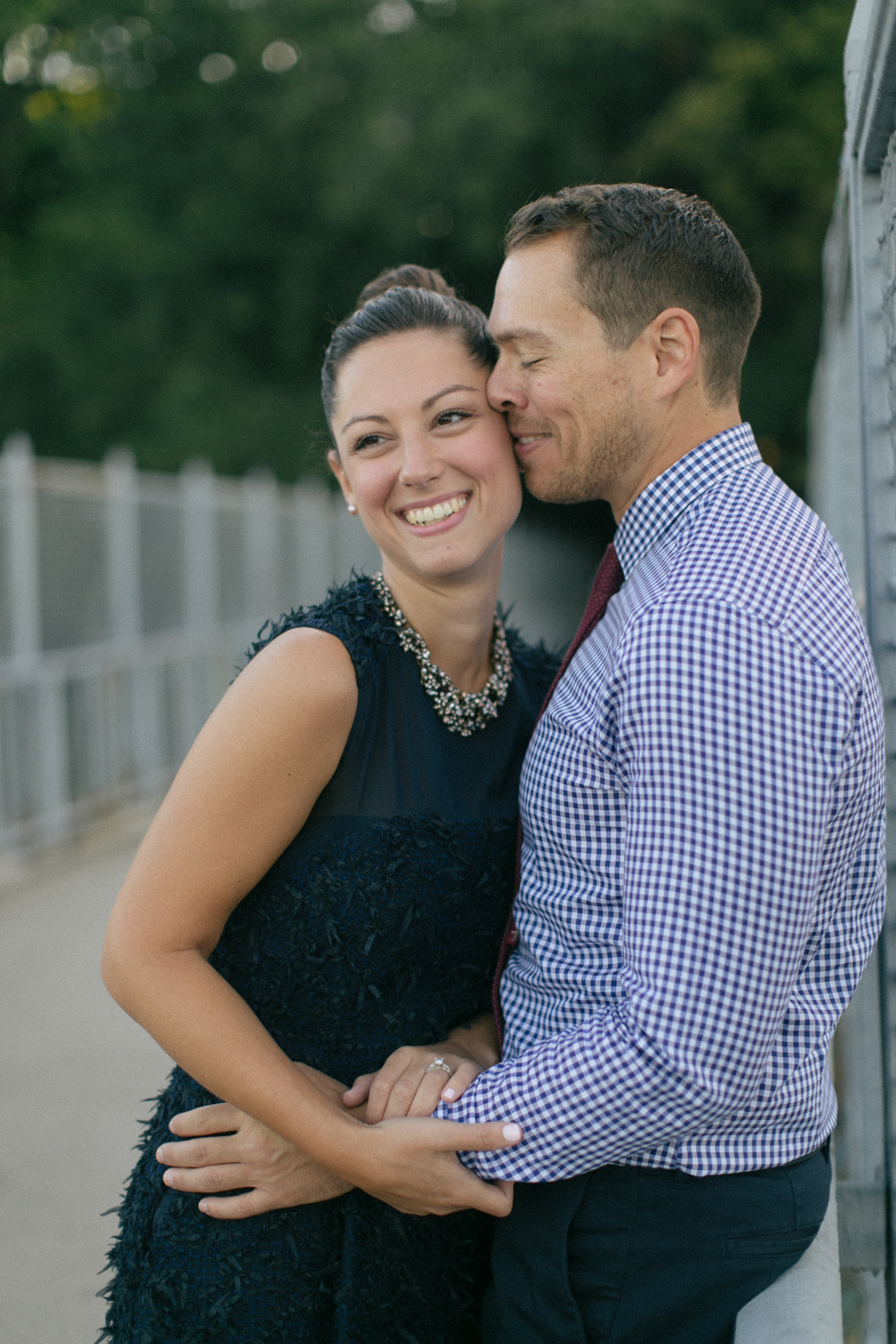 Brooklyn Engagement Photos from Amber Marlow