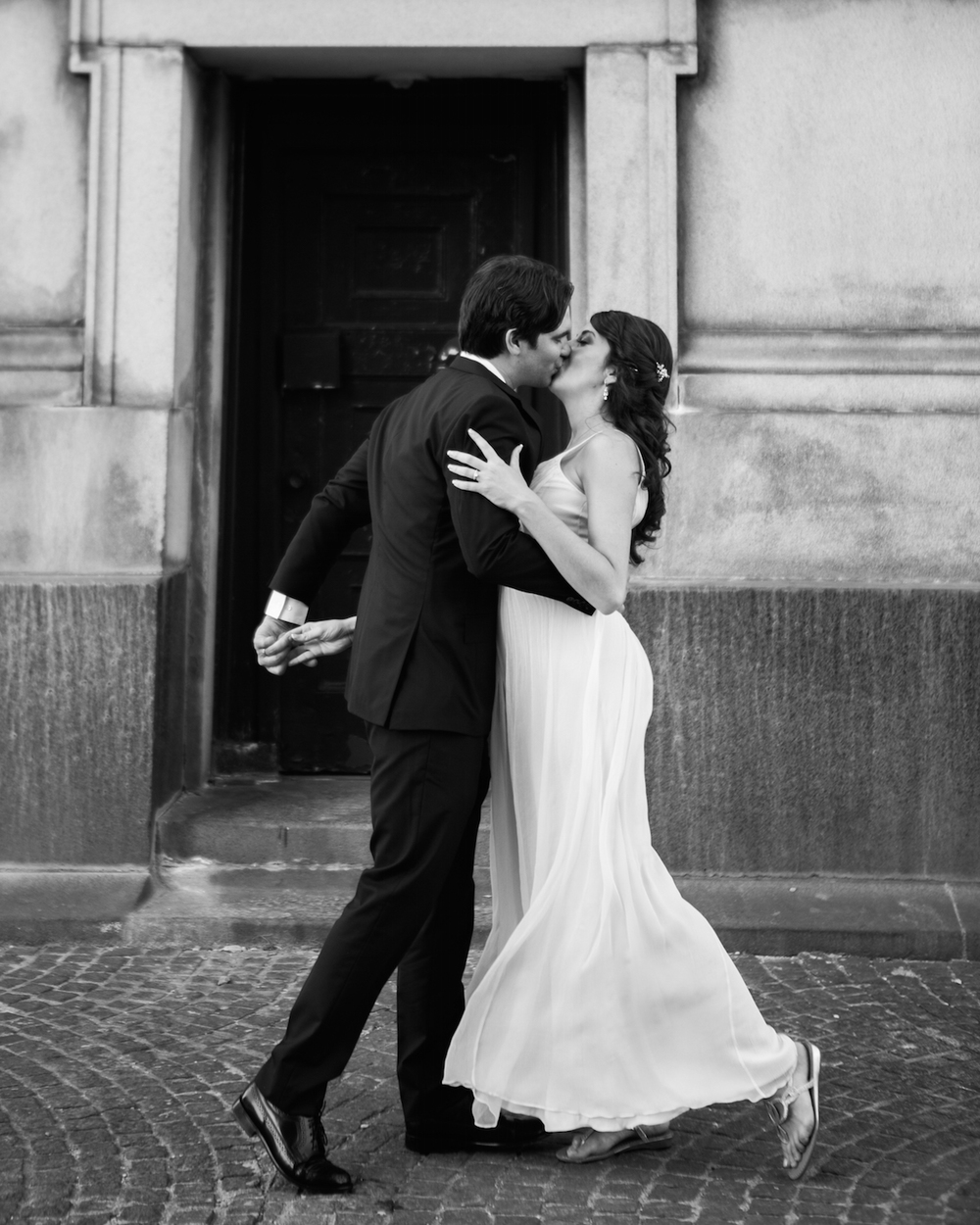 New York Classic Wedding Photos