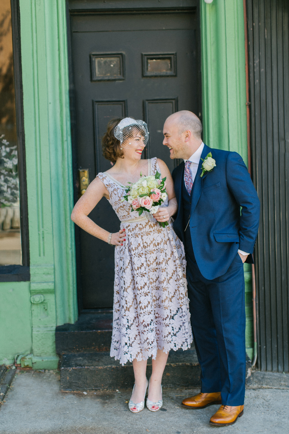 Cobble Hill Elopement