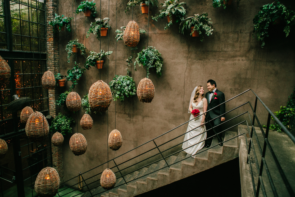 The Park NYC wedding