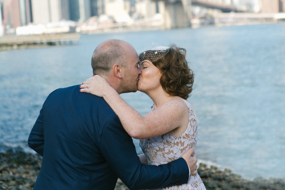 Eloped in Brooklyn