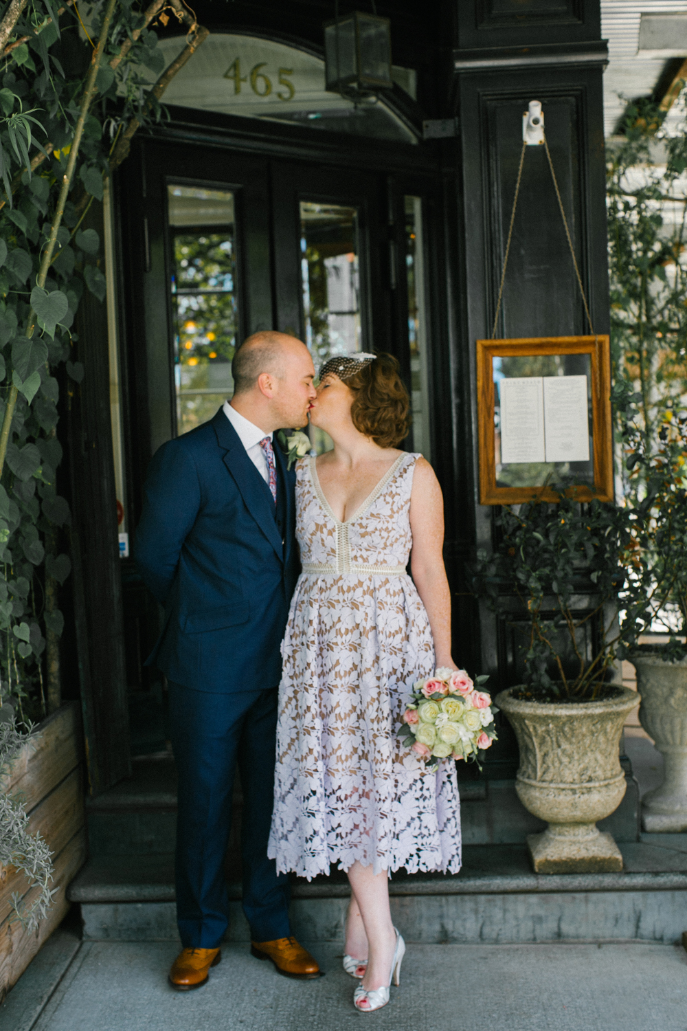 Carroll Gardens Wedding
