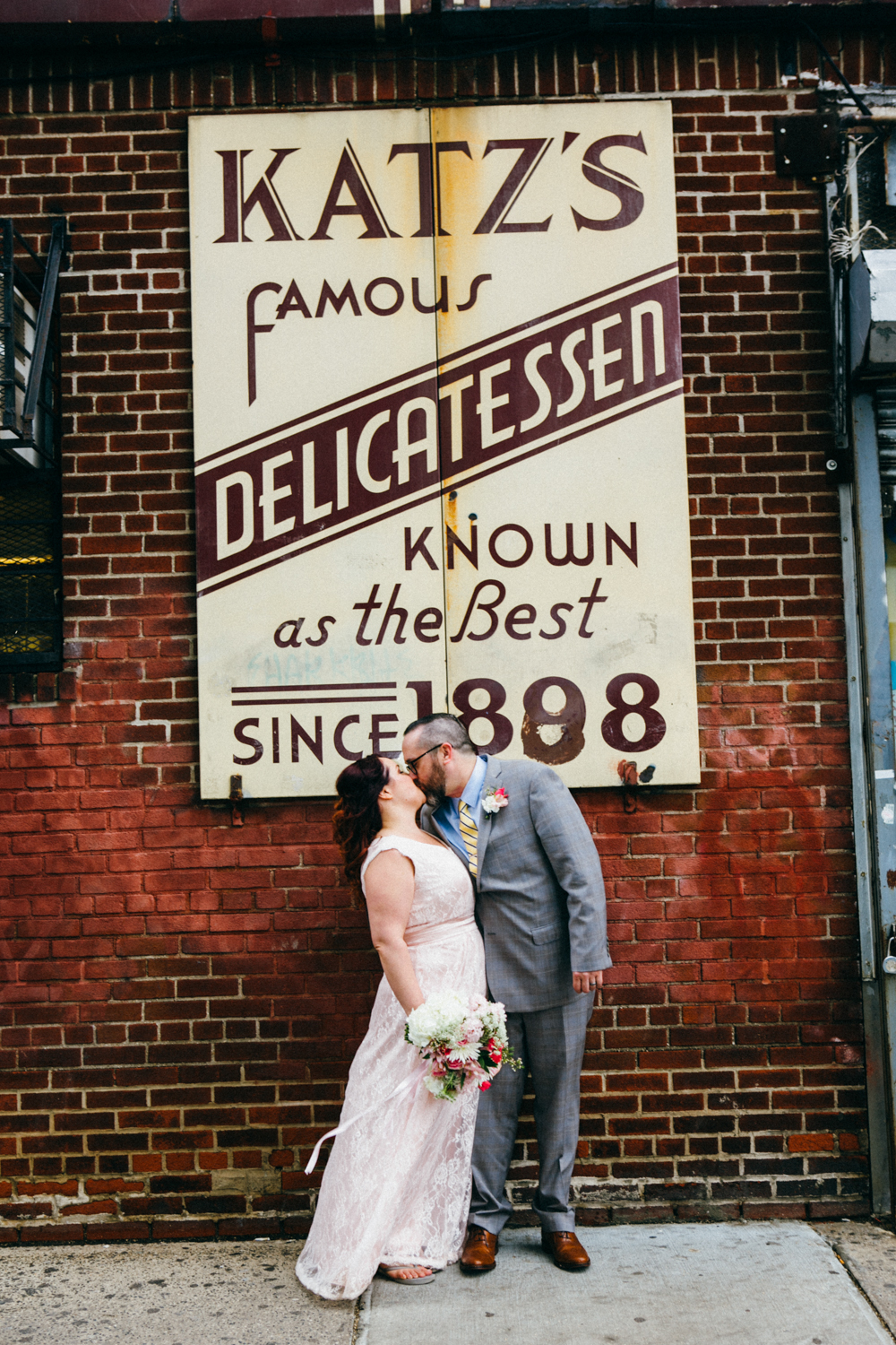Intimate Wedding in NYC