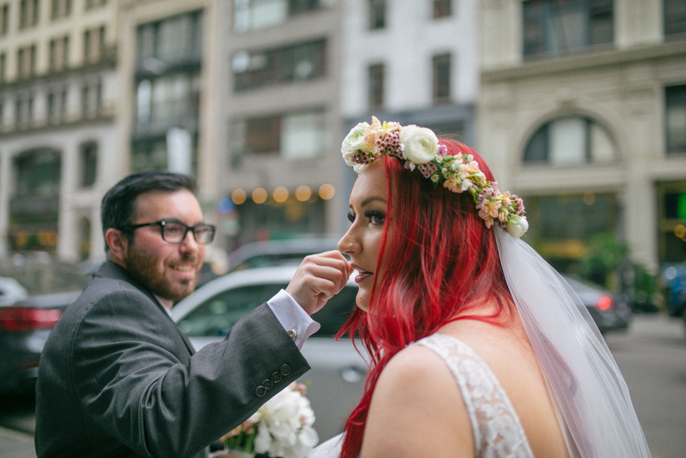 Photojournalistic Wedding Photography NYC