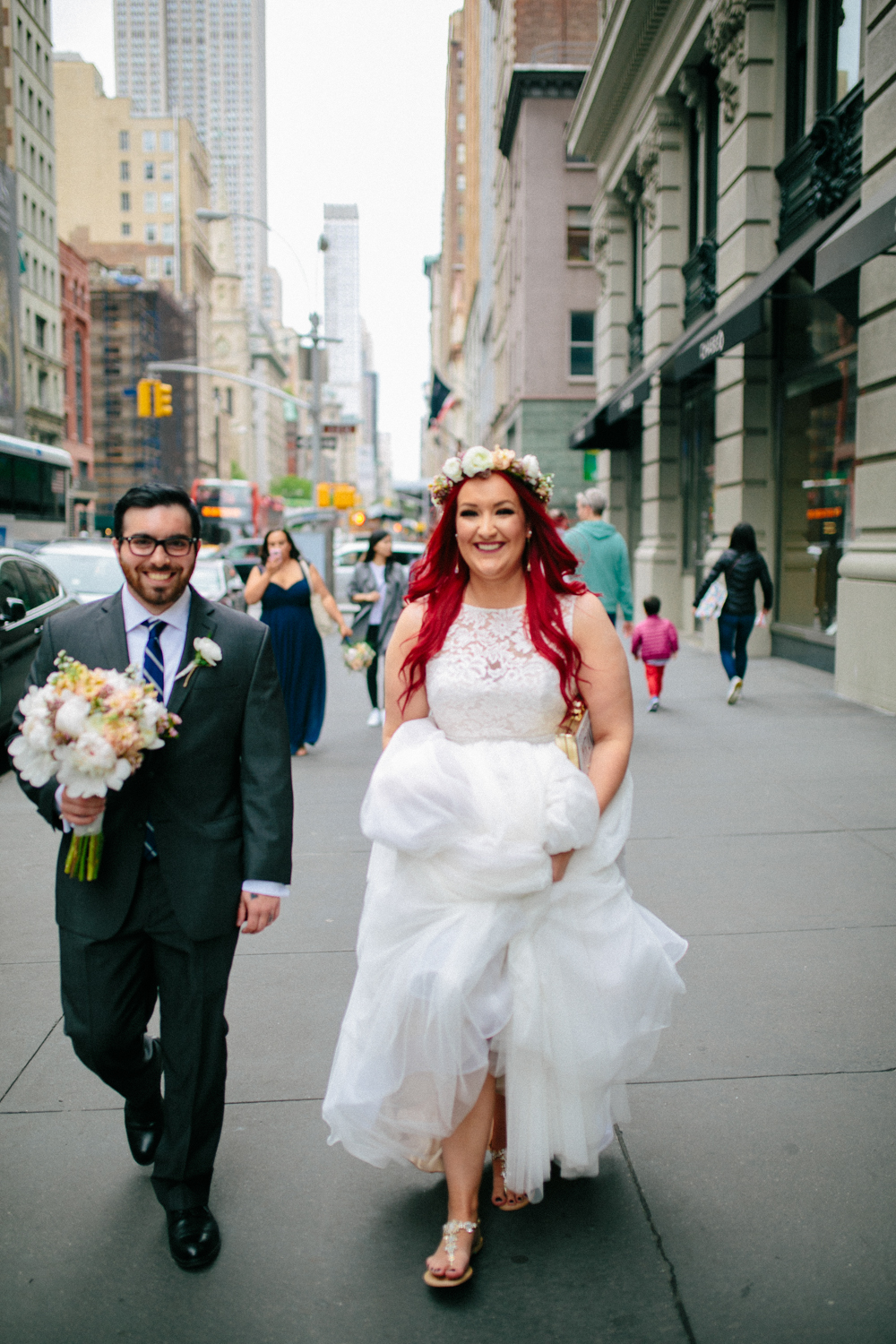 Manhattan Wedding Photos