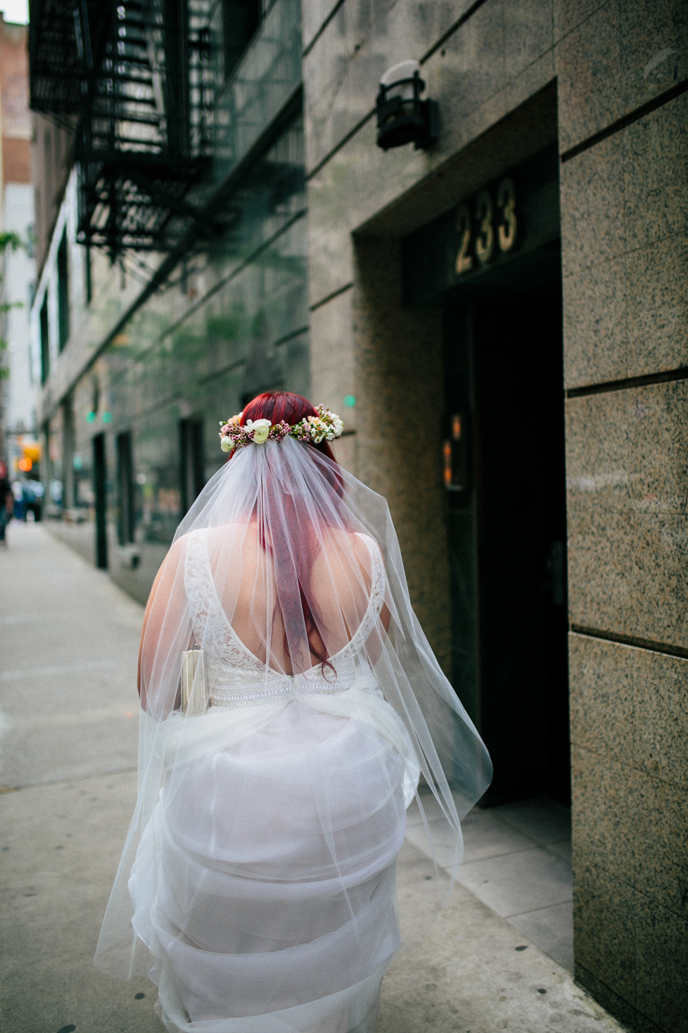 Candid Wedding Photos in NYC