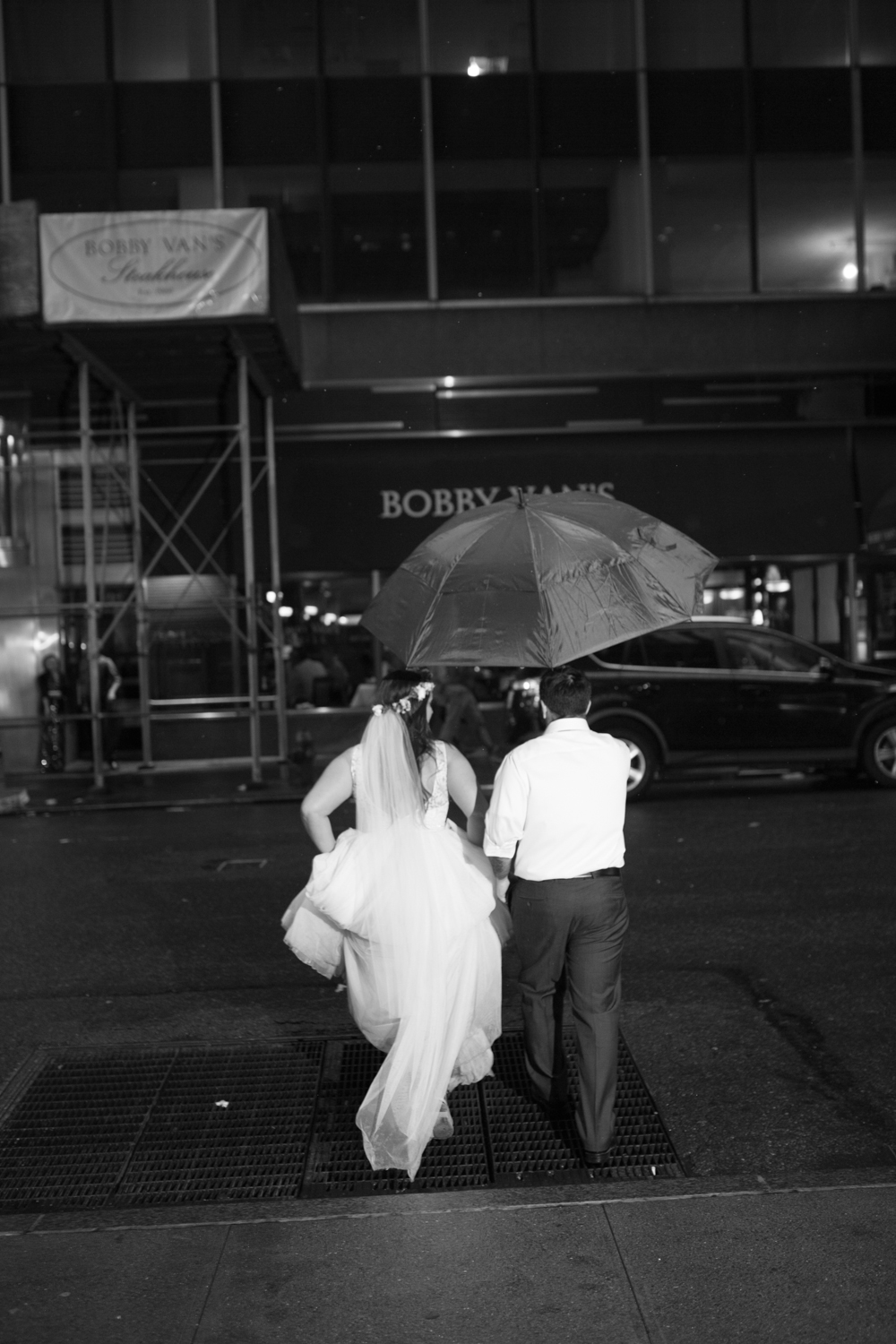 Restaurant Wedding in NYC