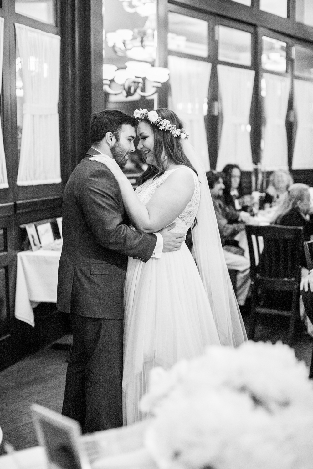 Intimate Wedding at Bobby Van's Steakhouse in NYC